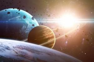 为什么世界中的星球都悬浮在空中听完科学家的解说茅塞顿开